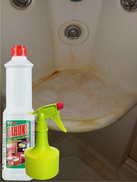 Лучшие методы и моющие средства для душевой кабины