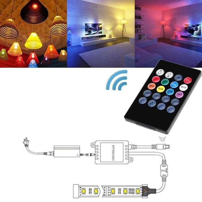 Выбираем лучшие и хорошие светодиодные ленты по производителям
