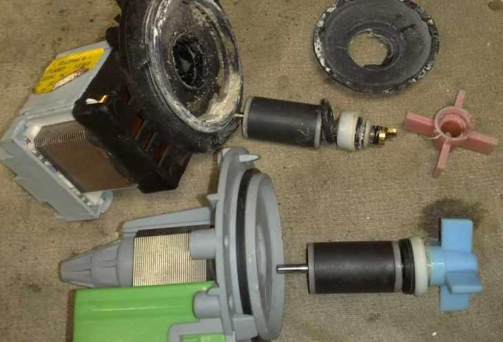 Насос для стиральной машины samsung: ремонт сливной помпы, замена своими руками. как проверить водяной насос?