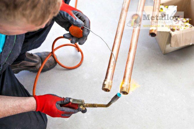 Ремонт теплообменника газовой колонки своими руками: основные этапы пайки медного радиатора