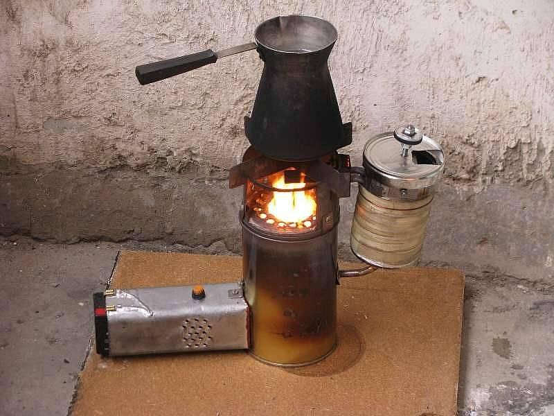 Печь на солярке своими руками, отапливаем гараж или жилые помешения