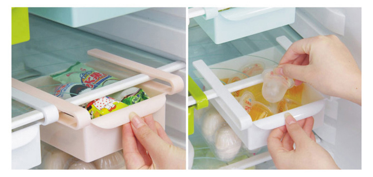 Секретная секция за холодильником: как сделать выдвижную полку для хранения банок и специй