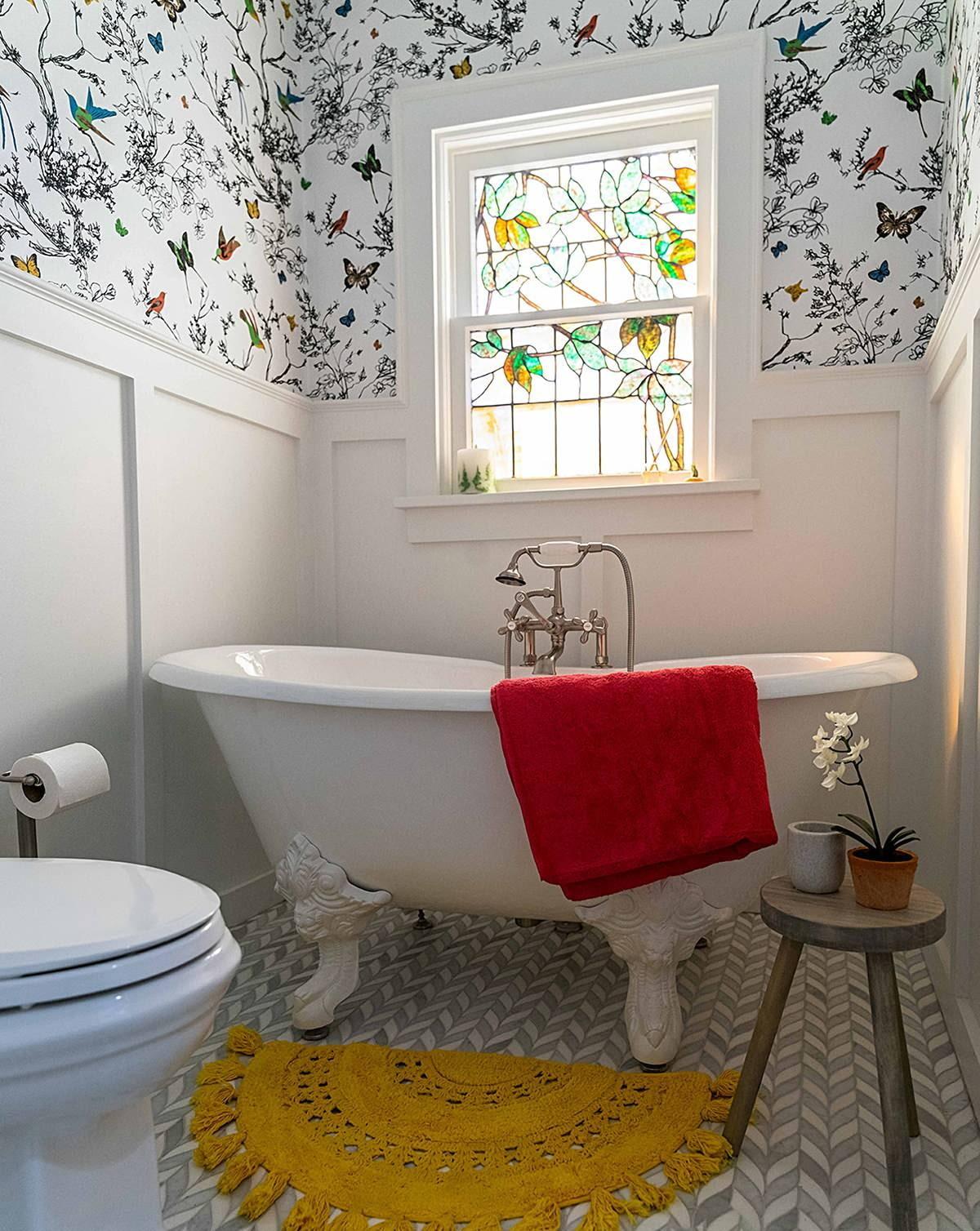 100 лучших идей дизайна для ванной комнаты   интерьер на фото