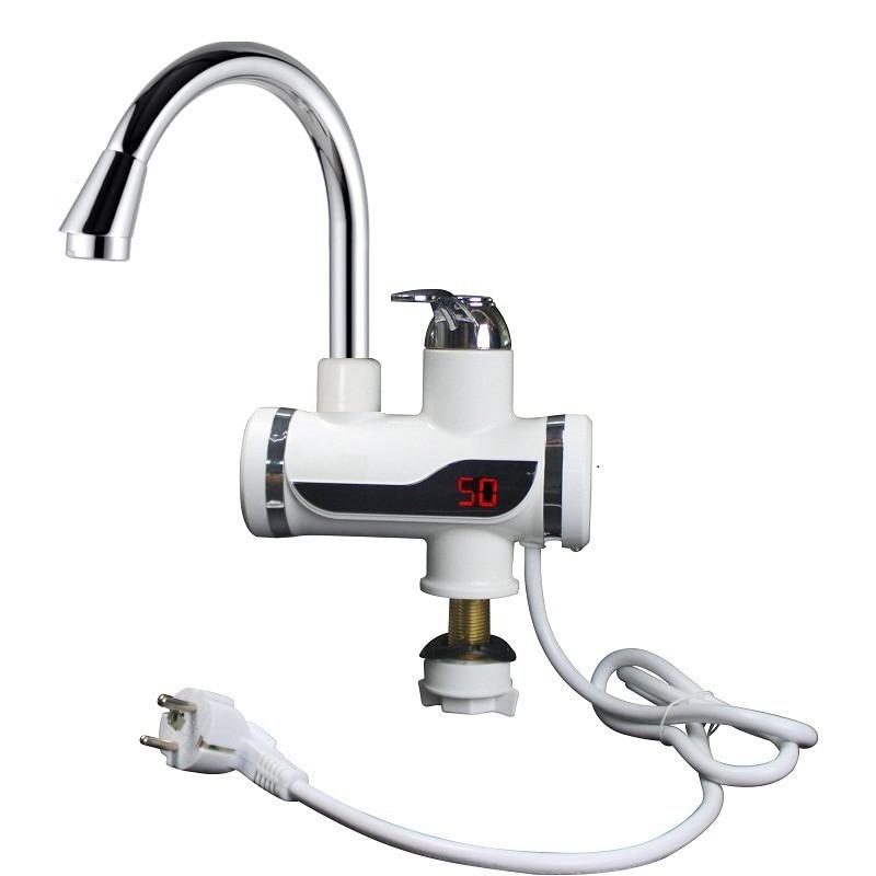 Рейтинг нагревателей воды на кран с обзором характеристик
