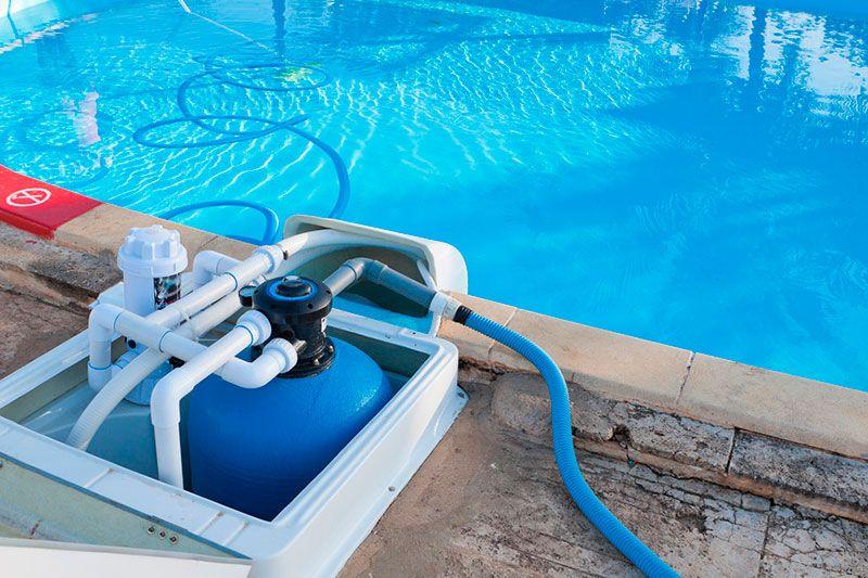 Какой фильтр и насос выбрать для бассейна