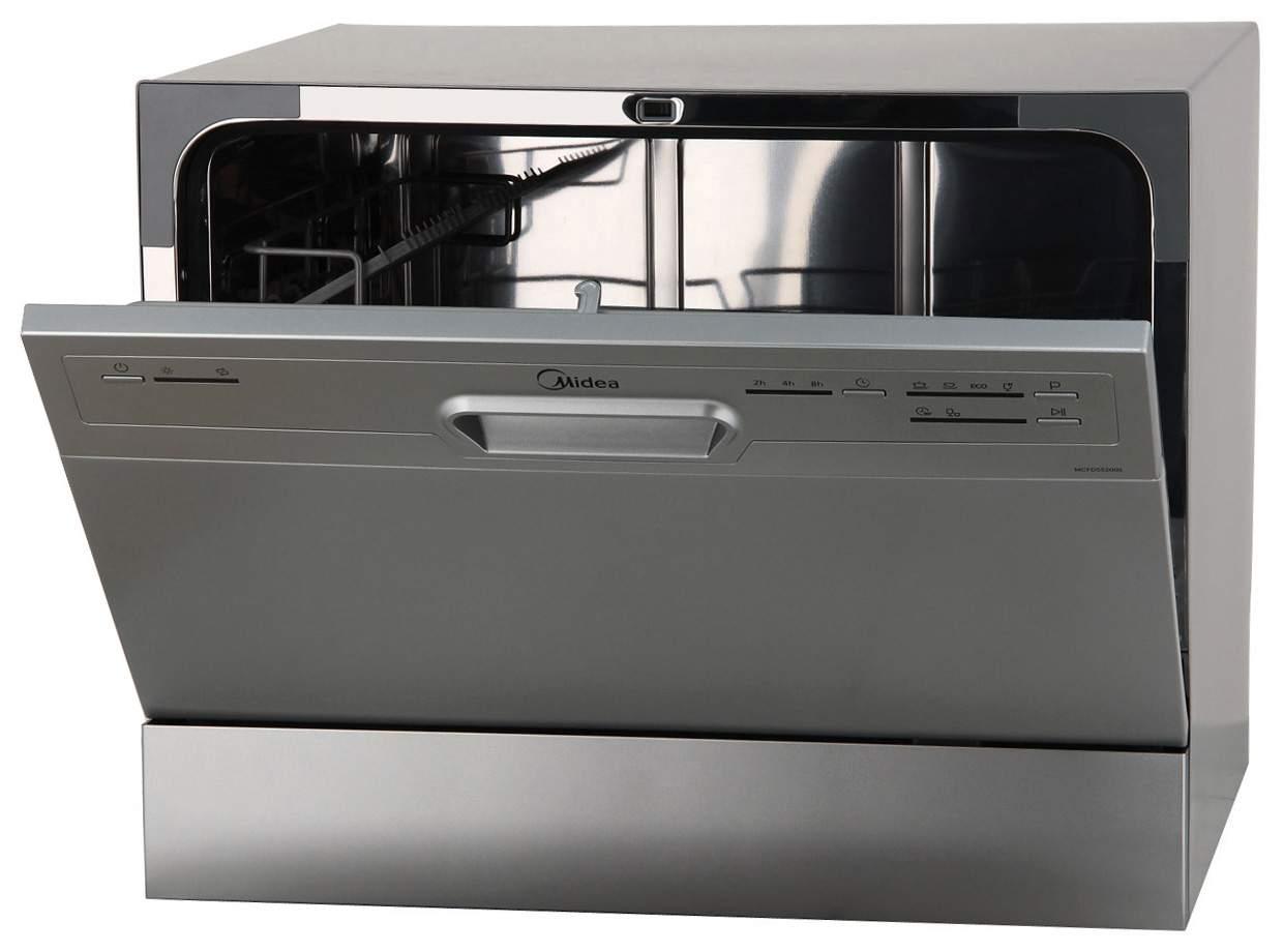 Компактная посудомойка на маленькую кухню: обзор лучших моделей