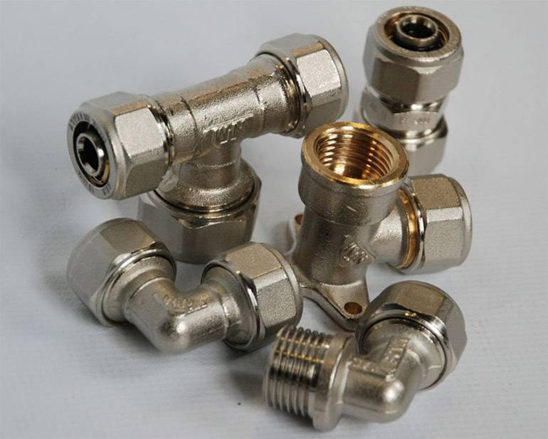Медные трубы для отопления, водоснабжения, соединение труб