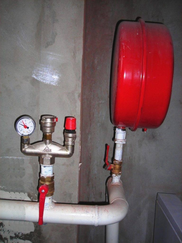 Группа безопасности для отопления: принцип работы, как правильно установить в систему своими руками, установка блока на котел