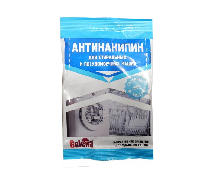 Как использовать антинакипин для стиральных машин?