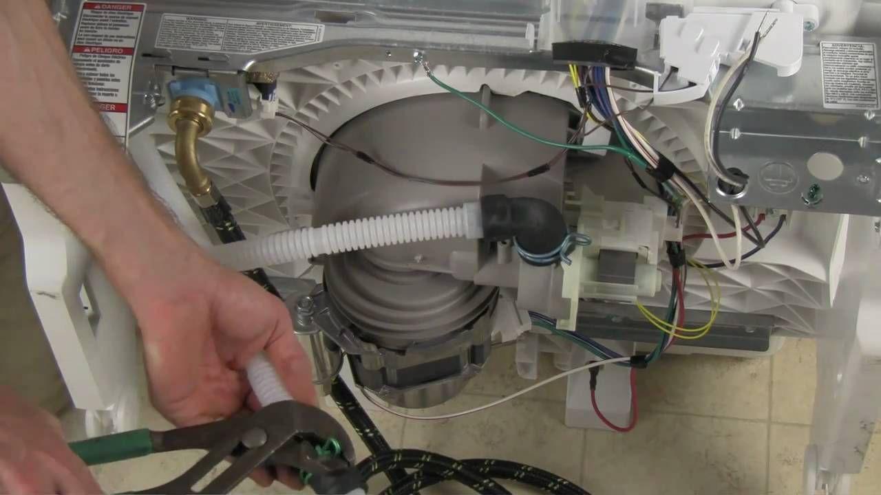 Проводим ремонт посудомоечной машины своими руками: ошибки, поломки + устранение - точка j