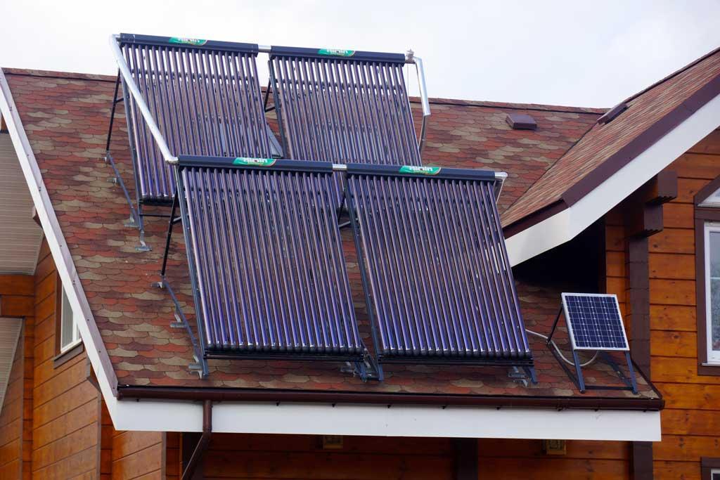 Солнечный вакуумный коллектор: классификация
