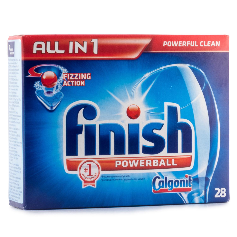 Порошок для посудомоечной машины finish — отзывы