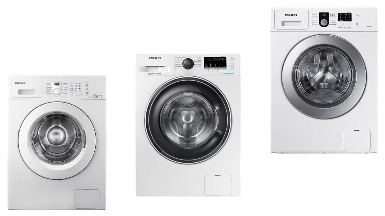 Рейтинг стиральных машин самсунг - какую модель лучше выбрать и купить