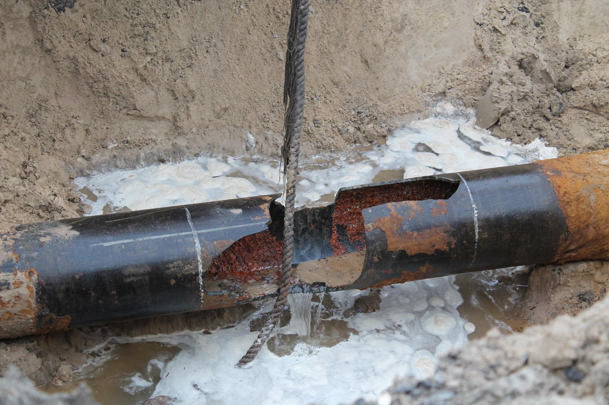 Что делать, когда в газовую трубу попала вода: обзор вариантов устранения проблемы и возможных последствий