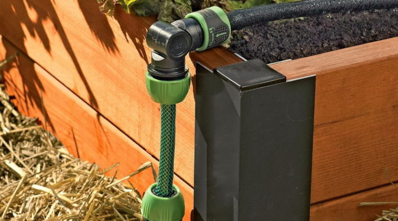 Трубы для полива огорода на даче: выбор, фото и видео монтажа