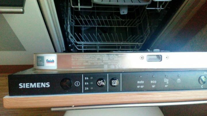 Встраиваемая посудомойка siemens sr64e002ru - купить | цены | обзоры и тесты | отзывы | параметры и характеристики | инструкция