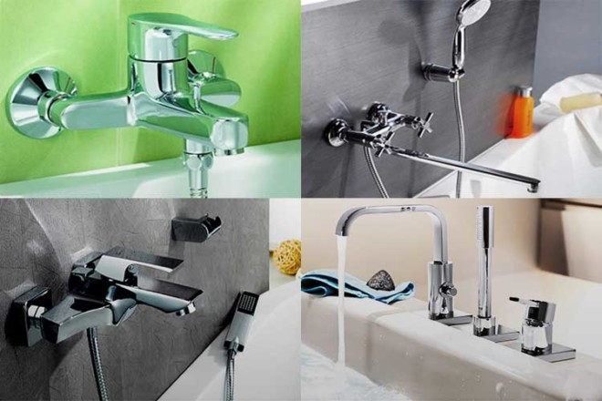 Как выбрать смеситель для ванной комнаты: качественный и недорогой