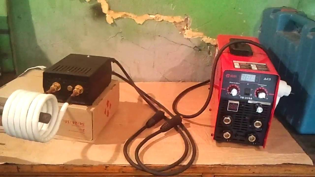 Вихревой индукционный нагреватель своими руками: делаем самодельный агрегат