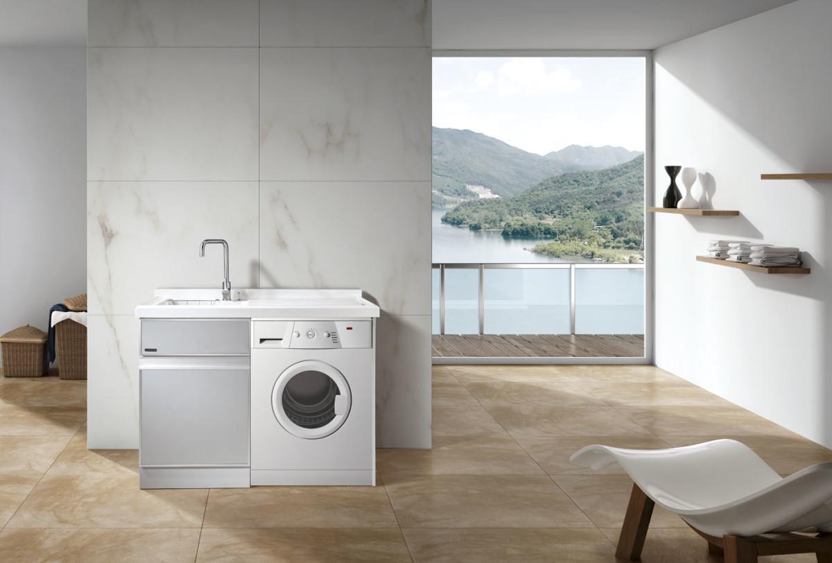 4-ка лучших стиральных машин под раковину