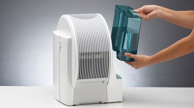 Астма: как помогут очистители и увлажнители воздуха
