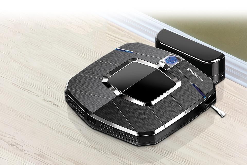 Робот-пылесос redmond rv-r350: отзывы и обзор