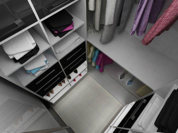 Вентиляция в гардеробной комнате без окна – гарантия отличного вида одежды и обуви