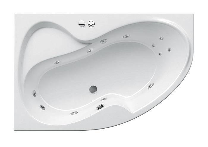 Ванны с гидромассажем: как выбрать, на какие критерии ориентироваться (фото и видео)