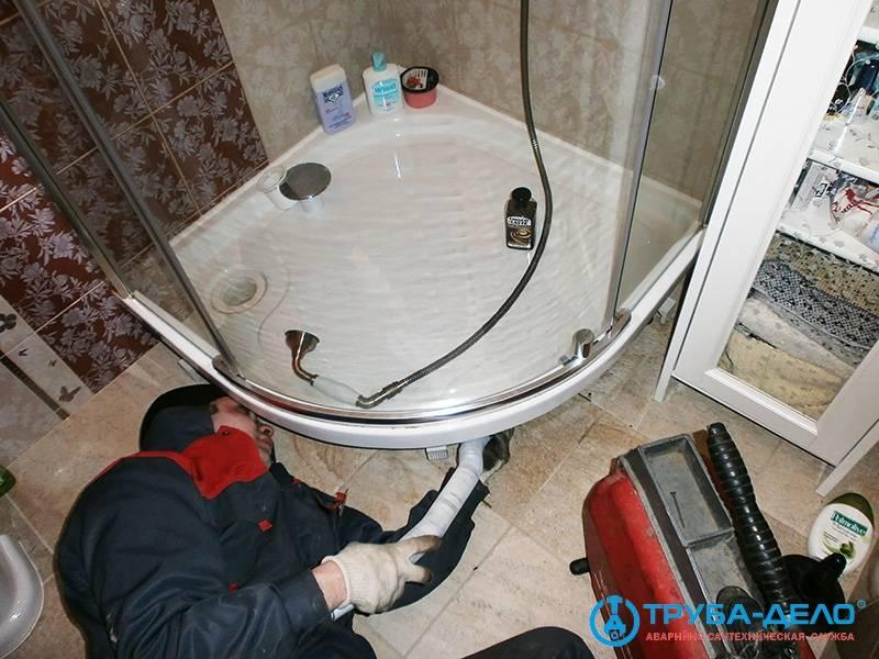 Разборка душевой лейки: пошаговая инструкция по ремонту