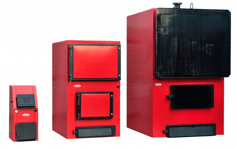 Современные бытовые котлы на твердом топливе для отопления