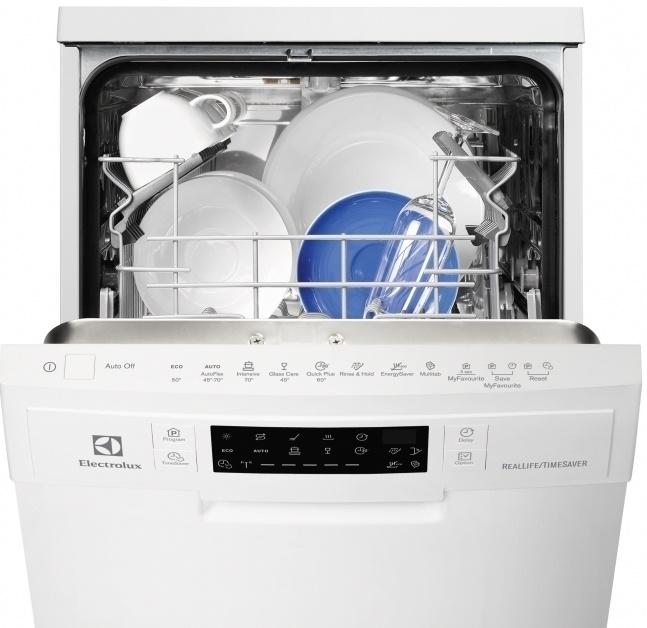 Посудомоечные машины «электролюкс» — шведская надёжность