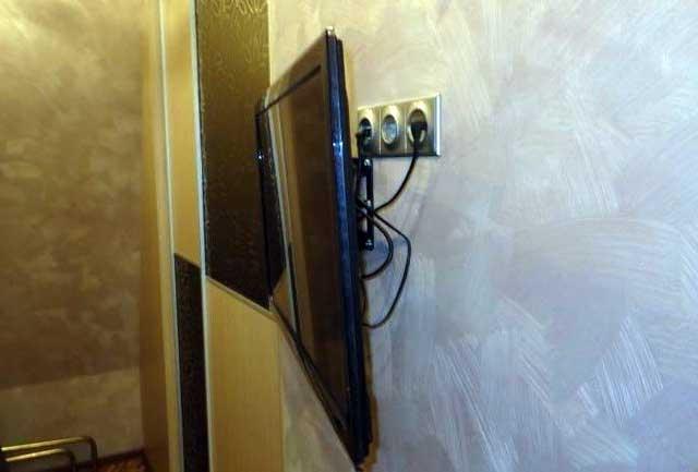 Телевизионная розетка — правила и варианту установки на стену