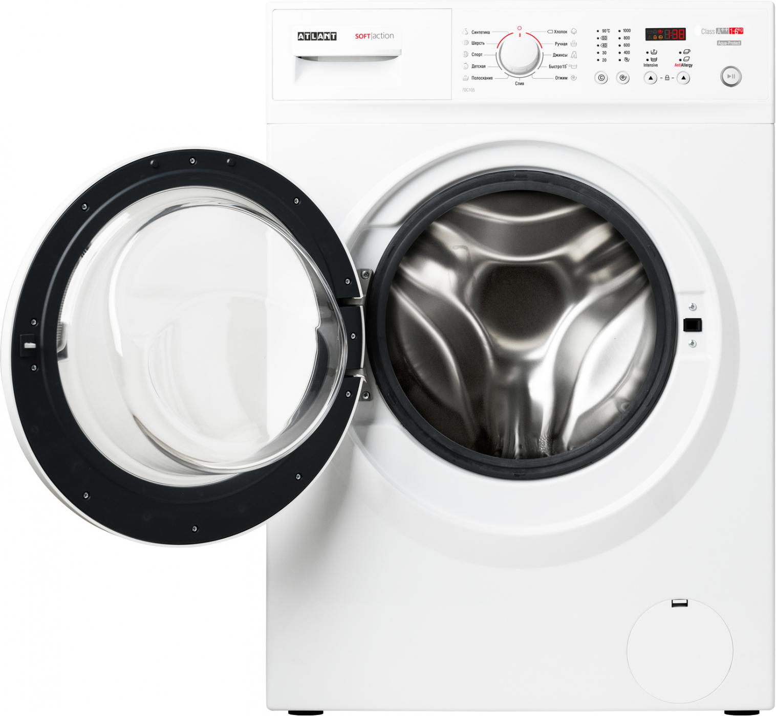 Советы по выбору стиральной машины атлант: разнообразие ассортимента сма, модели аtlant и отзывы