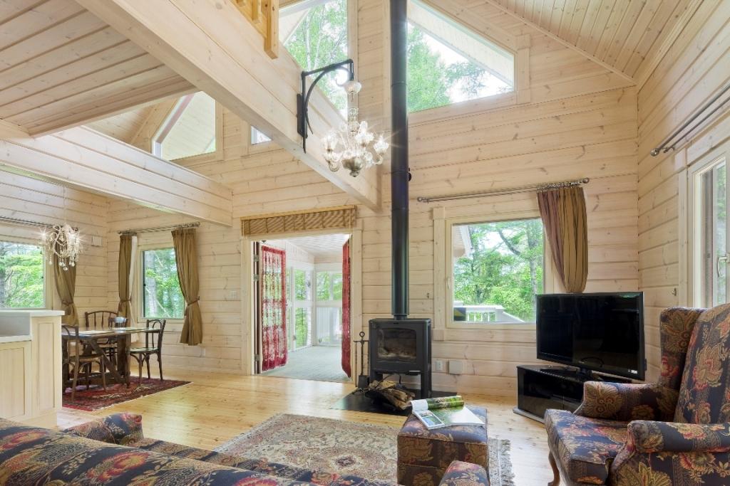Второй свет в доме: что это, дизайн разных типов домов (каркасный, из бруса) с фото, плюсы и минусы, отзывы