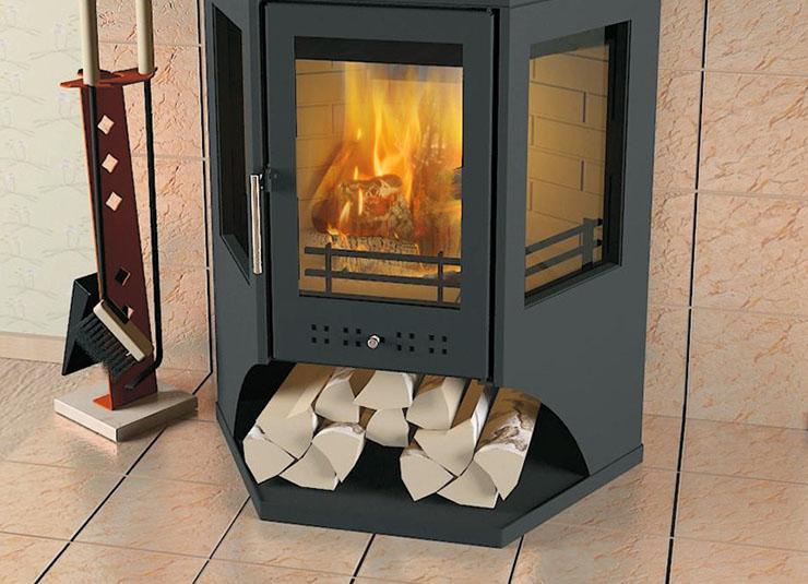 Печь-камин для дачи длительного горения: виды, особенности работы, плюсы и минусы