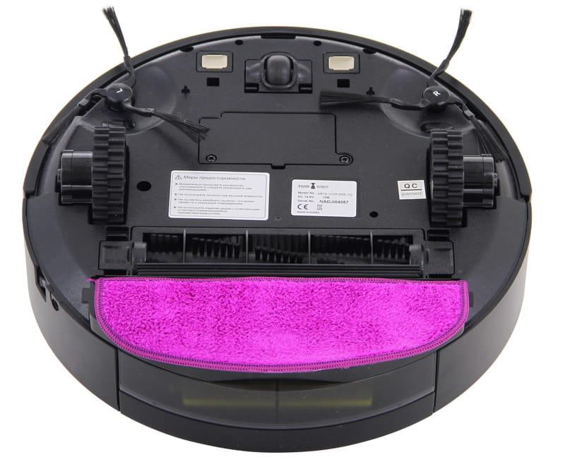 Корейский робот-пылесос iclebo