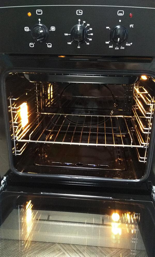 Почему коптит газовая духовка и что делать