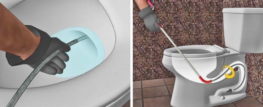 Что делать если засорился унитаз: эффективные способы устранения засора в туалете