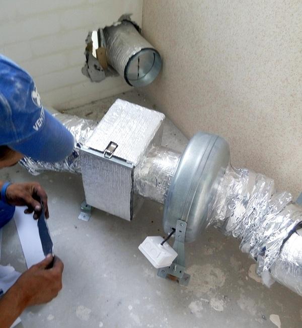 Приточная вентиляция (клапан) с подогревом воздуха для квартиры: выбор, преимущества, установка