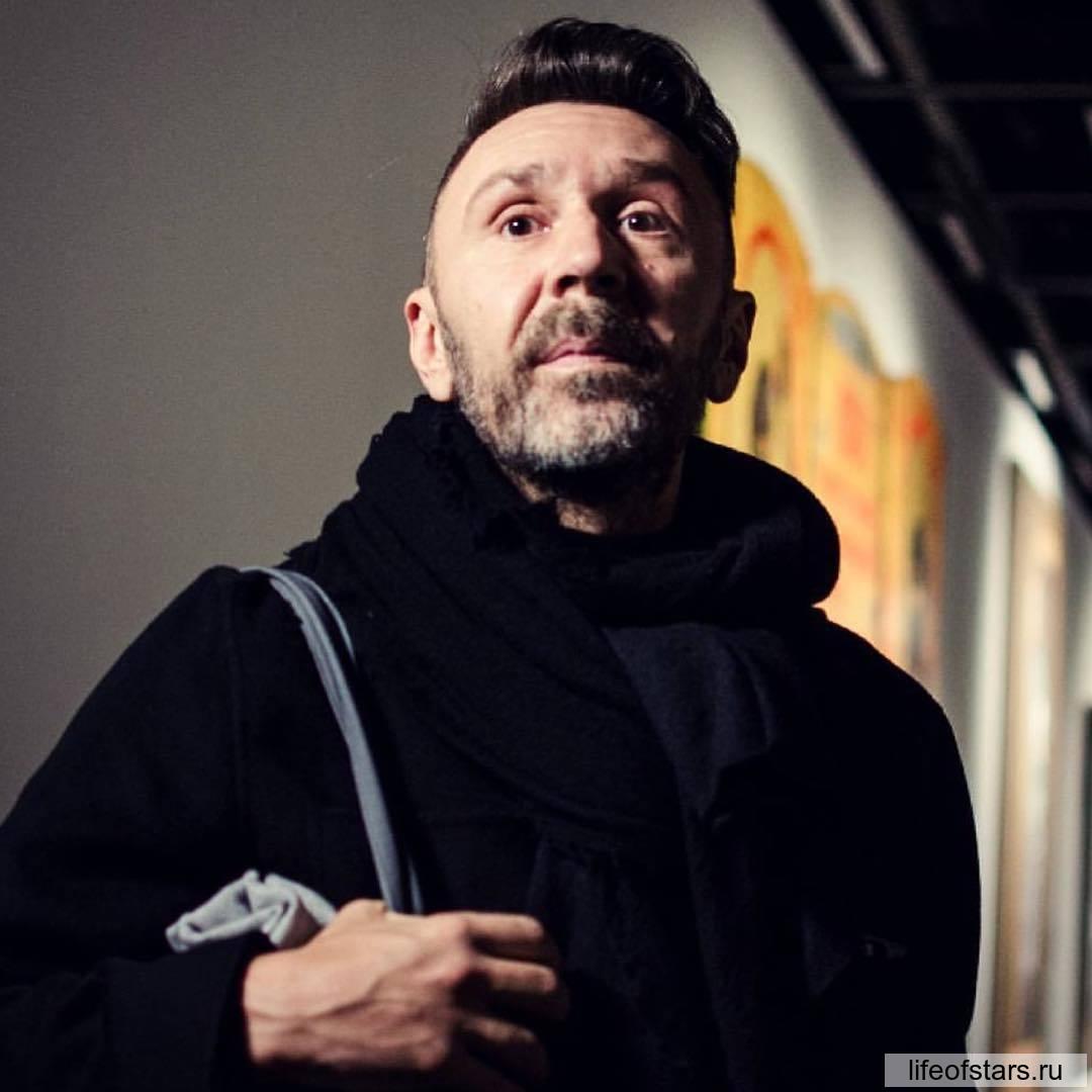 Жены сергея шнурова: | lisa.ru