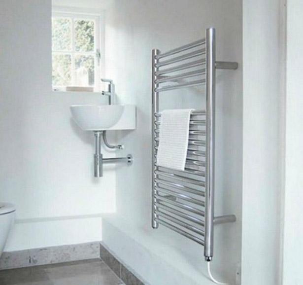 Какой лучше покупать водяной полотенцесушитель для ванной: советы по выбору