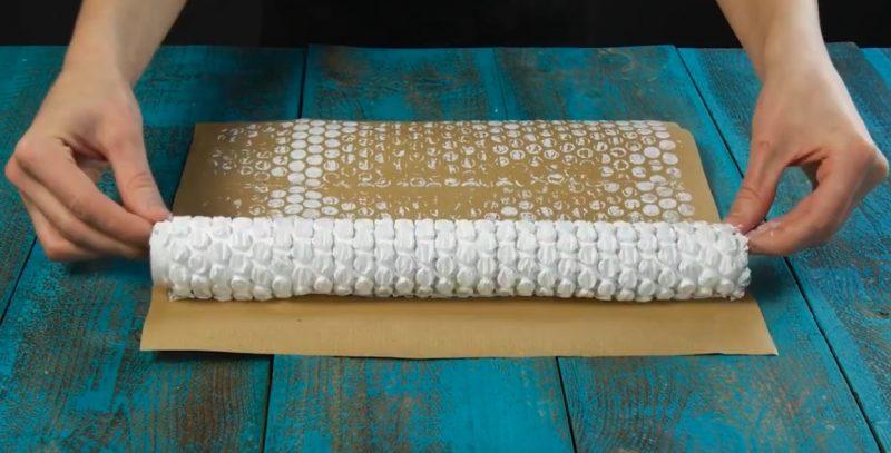 Какая пузырчатая пленка подходит для укрытия теплиц?