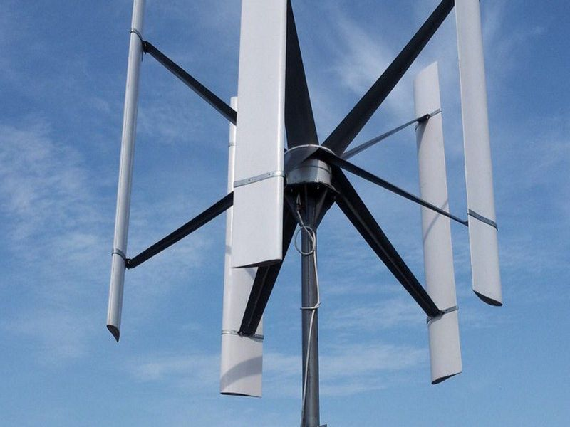 Вертикальный ветрогенератор своими руками — как собрать ветряк?