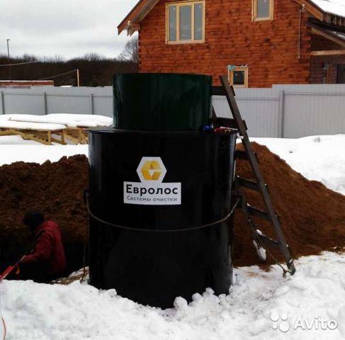Консервация септика на зиму: правила эксплуатации септика зимой