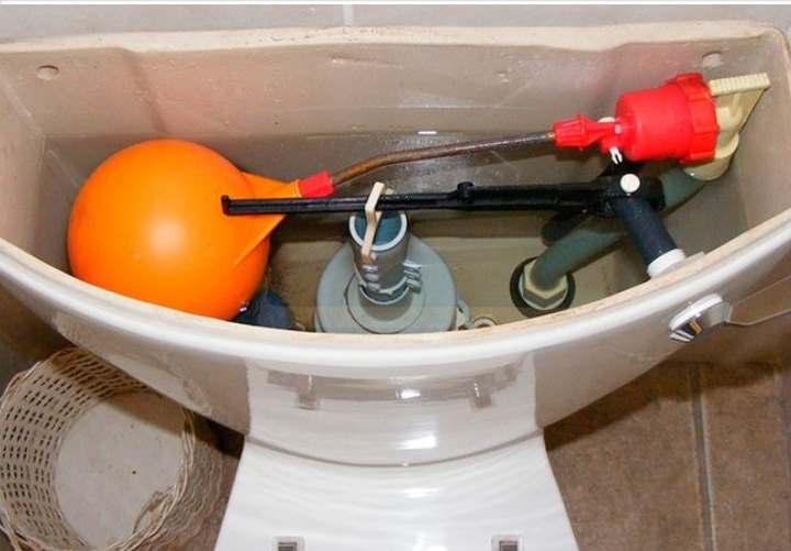Ремонт унитаза - все о канализации