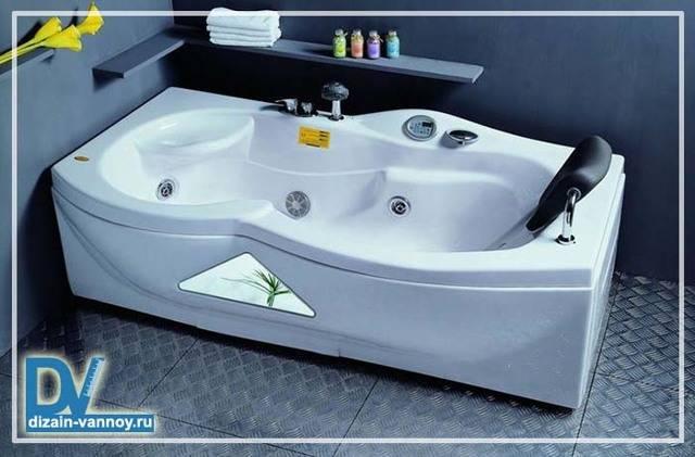 Как выбрать гидромассажную ванну