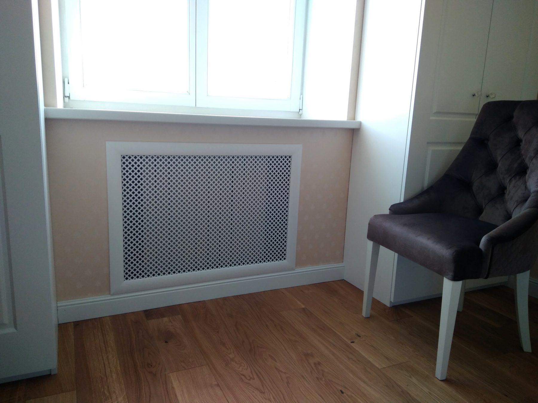 Как закрыть батарею отопления в комнате (фото): можно ли зашить радиаторы гипсокартоном
