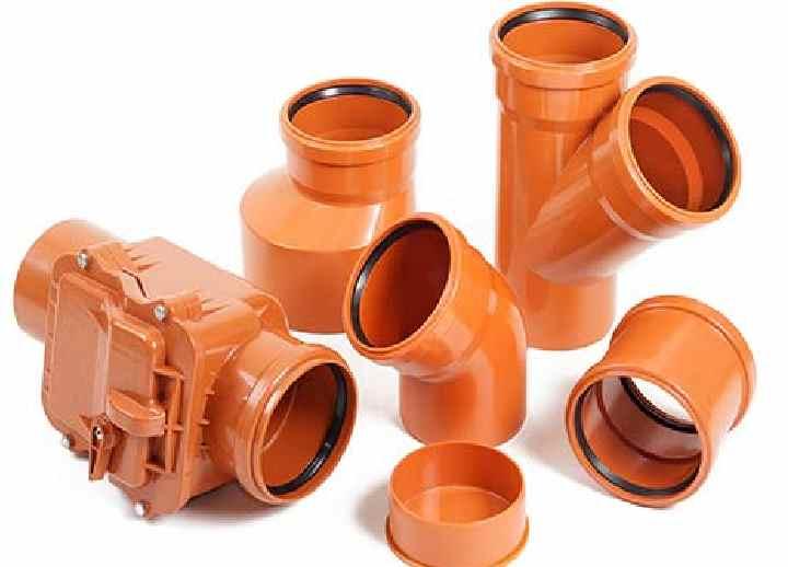 Применение пвх труб в канализационных комунникациях