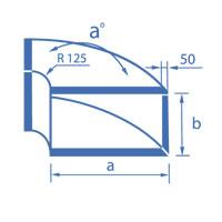 Выполнение расчета площади воздуховодов и фасонных изделий