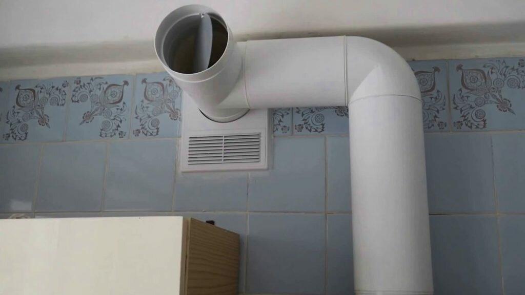 Вытяжка для кухни с воздуховодом: как устроить вытяжку на кухне с коробом и без него