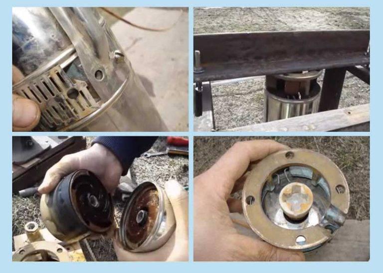 Особенности ремонта насосов джилекс своими руками